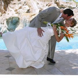 I do YEY  by Romana Mair - Wedding Bride & Groom ( wedding photography, happy, wedding day, beautiful, wedding dress, bride and groom, bride, groom,  )