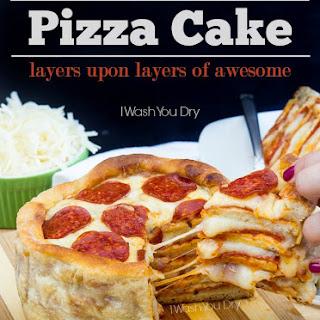 Pizza Cake Recipes