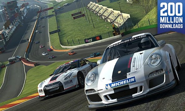 Real Racing 3 APK screenshot thumbnail 1