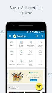 App Quikr Free Local Classifieds APK for Windows Phone