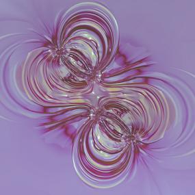 by Cassy 67 - Illustration Abstract & Patterns ( vibe, swirl, wallpaper, digital art, fractal art, wave, fractal, digital, fractals )