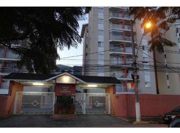 Apartamento residencial à venda, Conjunto Residencial Pombeva, São Bernardo do Campo.