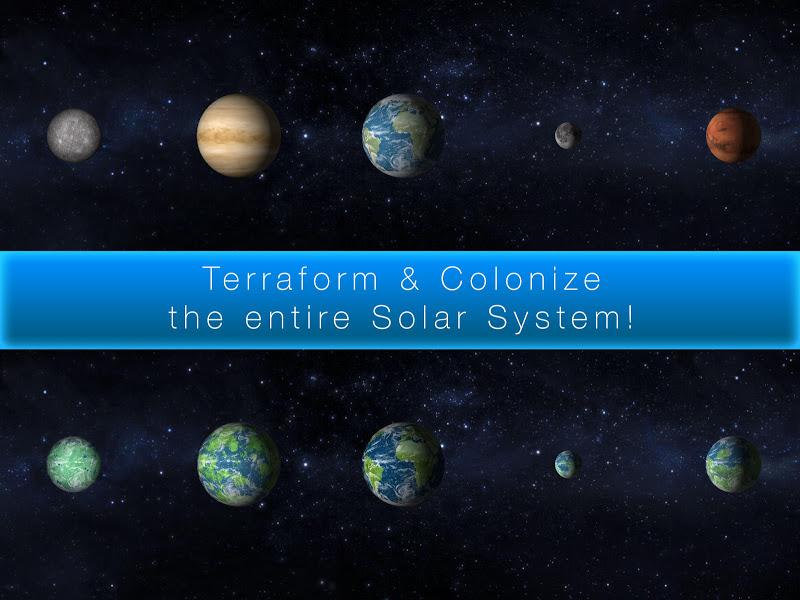 TerraGenesis - Settle the Stars! Screenshot 5