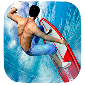 Flip Stunt Simulator 2018 - Surfing Games on Water