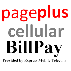 Page Plus BillPay NO ADS