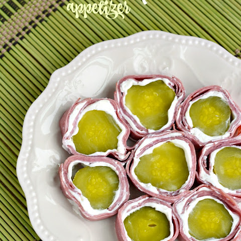 Pickle Rolls