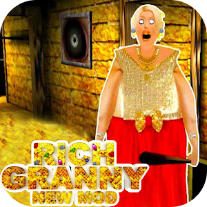 Granny is Rich(Mod) For PC / Windows 7/8/10 / Mac – Free Download