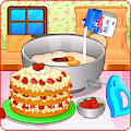 Cooking strawberry short cake 2.0.8 icon