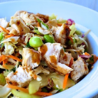 Asian Chicken Salad (6 Points+)