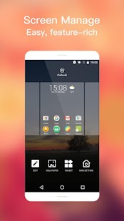 M Launcher -Marshmallow 6.0 KK- screenshot thumbnail