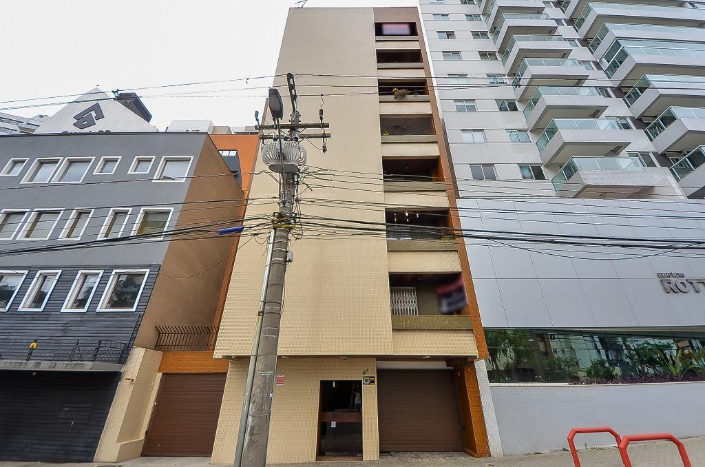 AP0356-ROM, Apartamento de 2 quartos, 87 m² à venda no Centro - Curitiba/PR