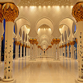 by Sanjiban Ghosh - Buildings & Architecture Other Interior ( shapes geometric patterns ,  )