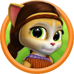 Emma the Cat - My Talking Virtual Pet Icon