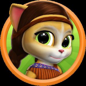 Emma the Cat - My Talking Virtual Pet For PC (Windows & MAC)