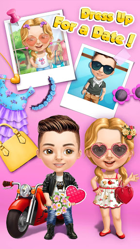 Sweet Baby Girl First Love screenshot 1