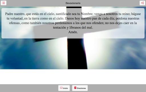 Devocionario Católico screenshot 17