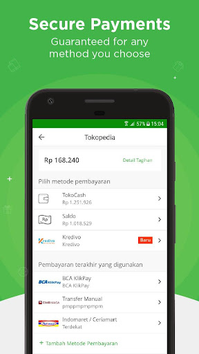 Tokopedia - Online Shopping & Mobile Recharge screenshot 7