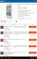 Screenshot of Vật Giá - Thiên đường mua sắm