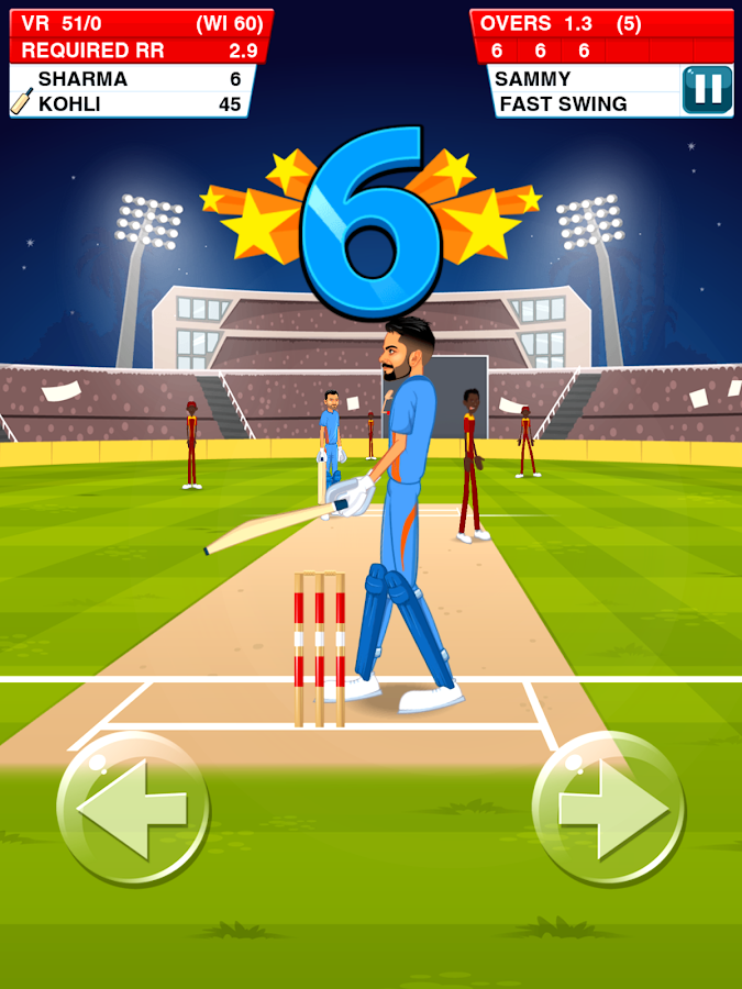 Stick Cricket Virat & Rohit Screenshot 8