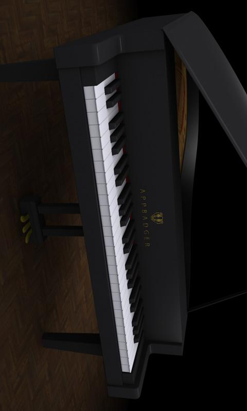 Grand Piano 3D Screenshot 0