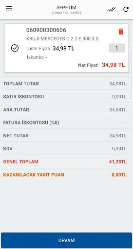 Tofaş B2B screenshot 7