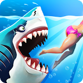Download Hungry Shark World APK to PC