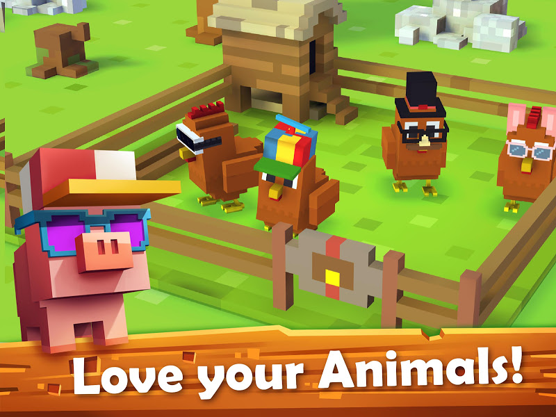 Blocky Farm Screenshot 8