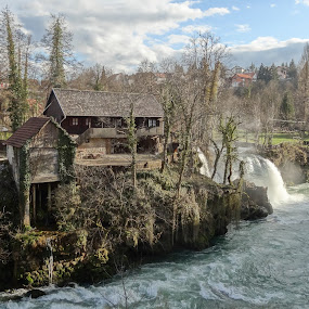 Rastoke, Croatia by Milan Z81 - Travel Locations Landmarks