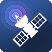 Satellite Tracker - Find Satellites in the Sky icon