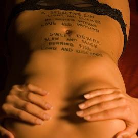 A Sin by David Benedict - Nudes & Boudoir Artistic Nude