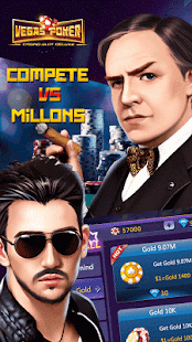 Vegas Poker Casino Slot Deluxe - screenshot
