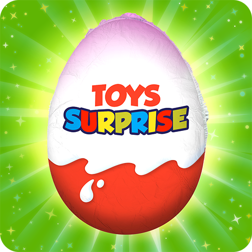 Surprise Eggs for preschool Kids 🥚🥚 (game)