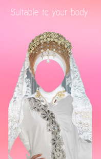 muslim wedding dress - screenshot