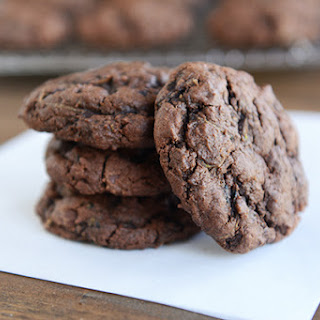 Chocolate Zucchini Cookies Cocoa Recipes