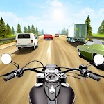 Extreme Highway Rider - Traffic Rider Moto Racer Icon