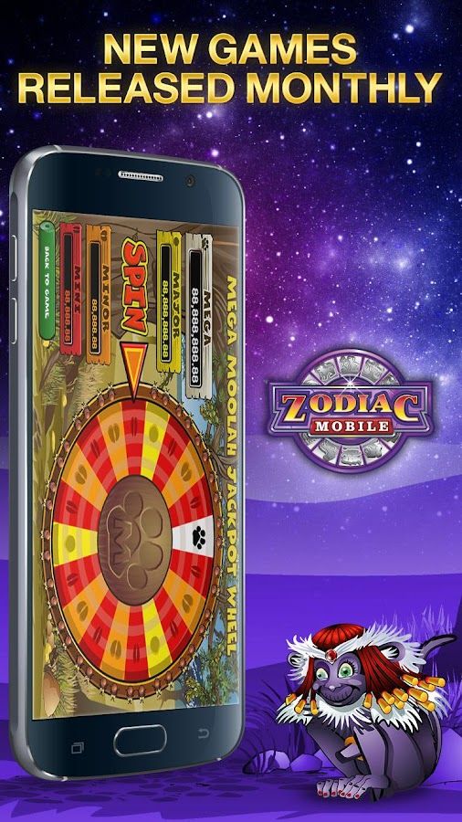 Zodiac Mobile Screenshot 2