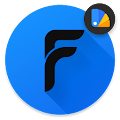 Flux - Substratum Theme APK for Bluestacks