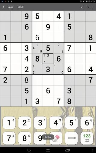 Sudoku Premium - screenshot