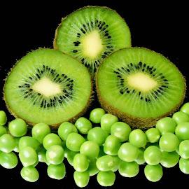 go green by SANGEETA MENA  - Food & Drink Fruits & Vegetables