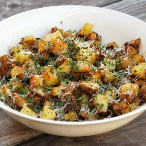 Fast Fried Skillet Potatoes