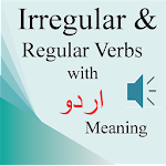 Irregular & Regular Verbs Urdu Apk