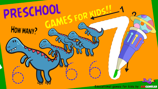 123 Learn maths for toddlers- screenshot thumbnail