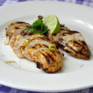 Chili Lime Cumin Grilled Chicken