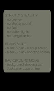 Mobile Hidden Camera Screenshot