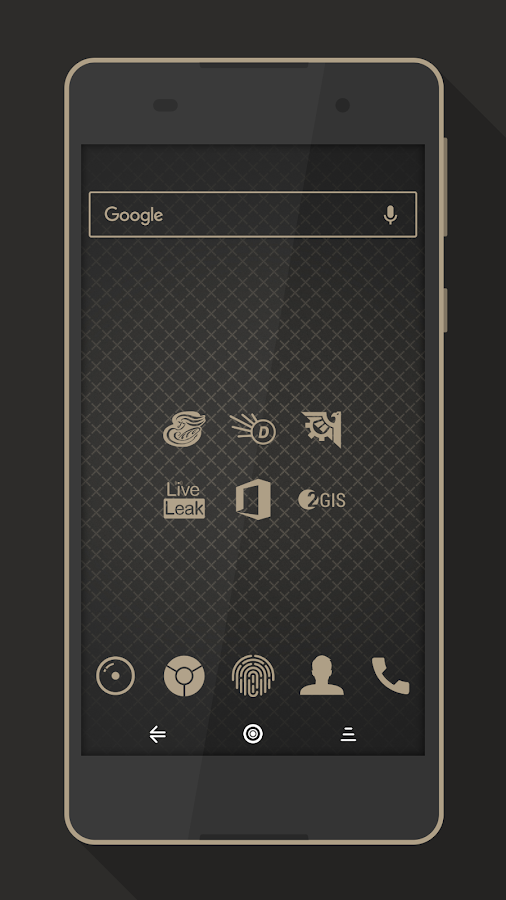 Rest - Icon Pack Screenshot 6