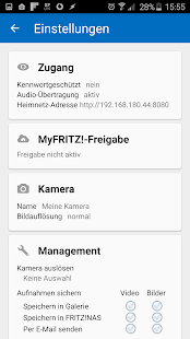 FRITZ!App Cam Screenshot