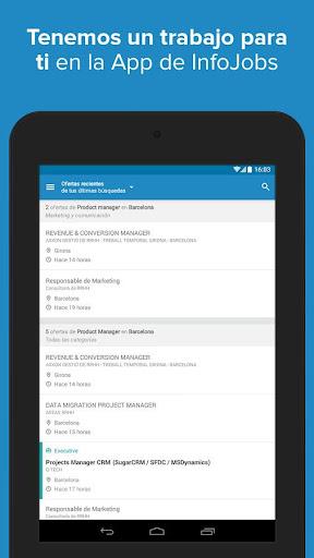 InfoJobs - Job Search screenshot 17