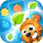 Game Pet Friends Line Match 3 Game APK for Kindle