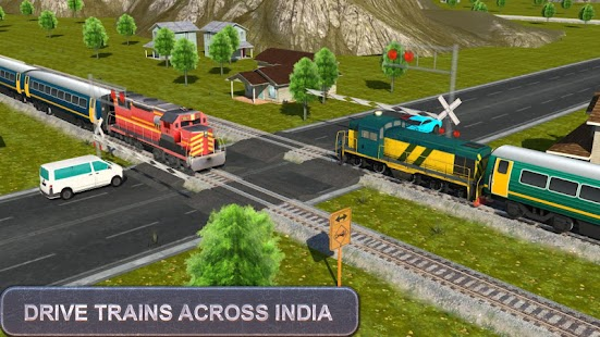 Indian Train Simulator 2017