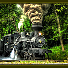 ZA 6 by James Eickman - Transportation Trains